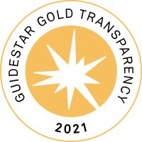 Guidestar 2021 Gold Seal of Transparency for Nature's Edge Therapy Center
